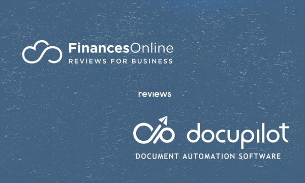 Finances Online reviews Docupilot